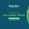 Banner Khu đô thị Sala Điện Thắng