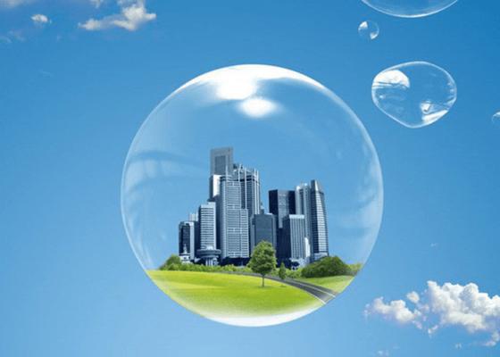 Bong bóng bất động sản là gì?