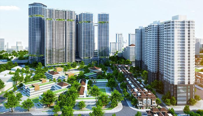 Công trình đáp ứng tiêu chuẩn thiết kế chung cư cao tầng được đưa vào khai thác sử dụng