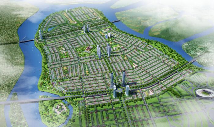 Khu đô thị sinh thái Nam Hòa Xuân