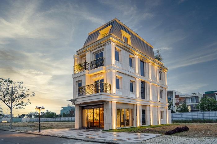 Nhà mẫu dự án Le Pavillon Đà Nẵng - 2