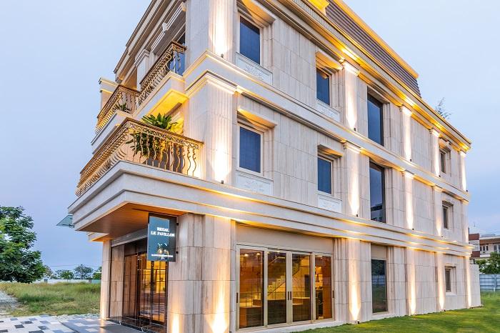 Nhà mẫu dự án Le Pavillon Đà Nẵng