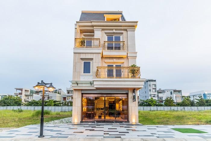 Tiến độ dự án Le Pavillon Đà Nẵng - 2