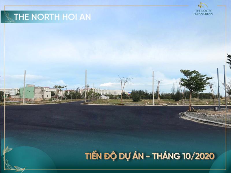 Tiến độ dự án The North Hoi An - T10/2020 - Hình 3