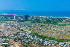 Dự án đầu Đường vành đai phía Bắc tỉnh Quảng Nam kết nối các dự án đô thị ven sông Cổ Cò đến Khu đô thị Điện Thắng