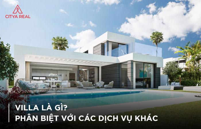 Villa Là Gì