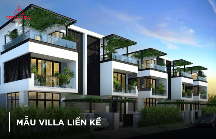 Villa Liền Kề