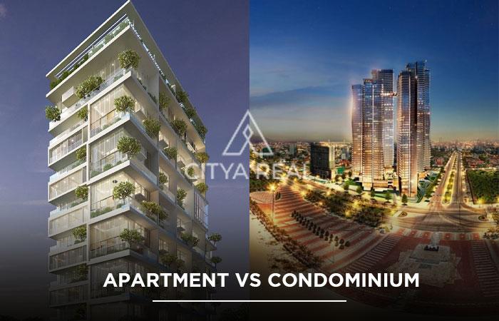 Apartment Vs Condominium