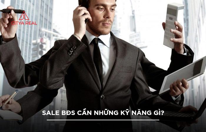 Kỹ Năng Sale Bất động Sản