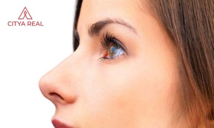 Sống mũi cao và thẳng là đặc điểm giàu sang trong nhân tướng học
