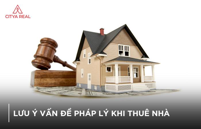 Pháp Lý Trong Hợp đồng Thuê Nhà